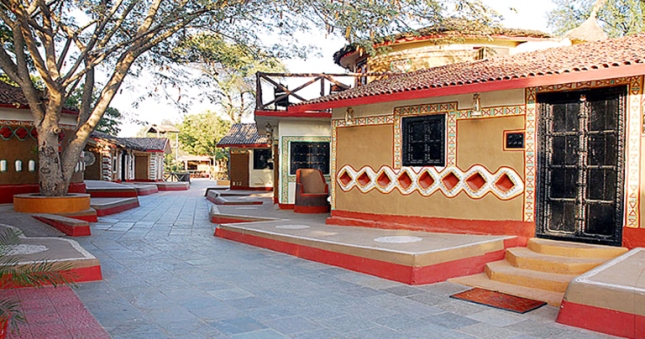 Chokhi Dhani Resorts in Rajasthan