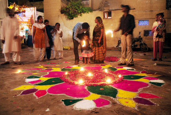 India Diwali Celebration