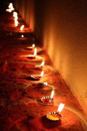 Diya for diwali