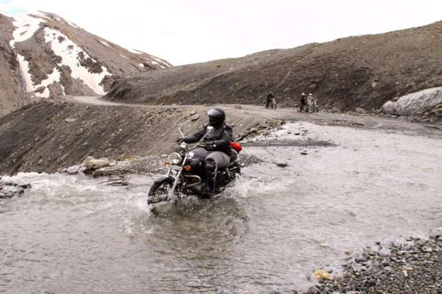Adventure Tours on Bike in India