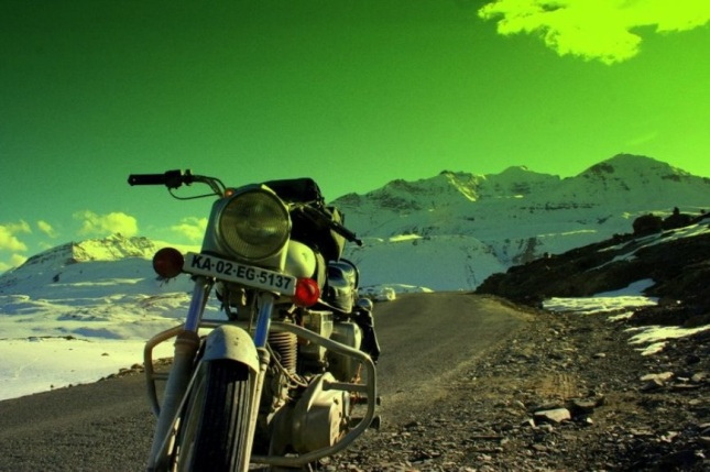 Royal Enfield Bike Tours