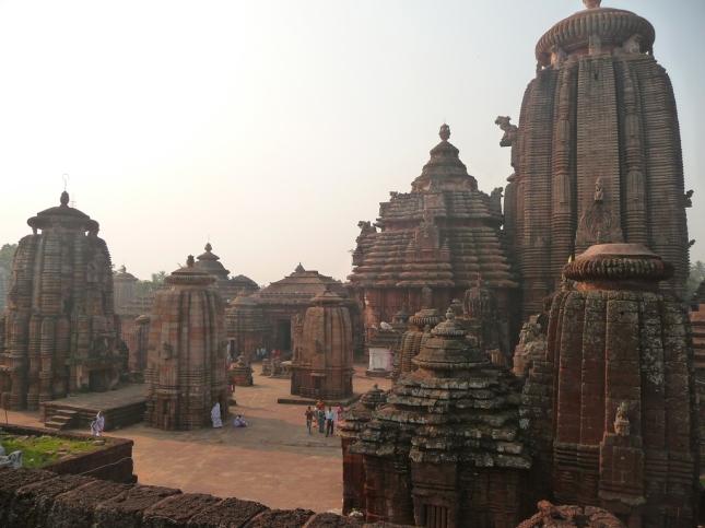 Lingaraj Temple, Bhubaneshwar, Odisha
